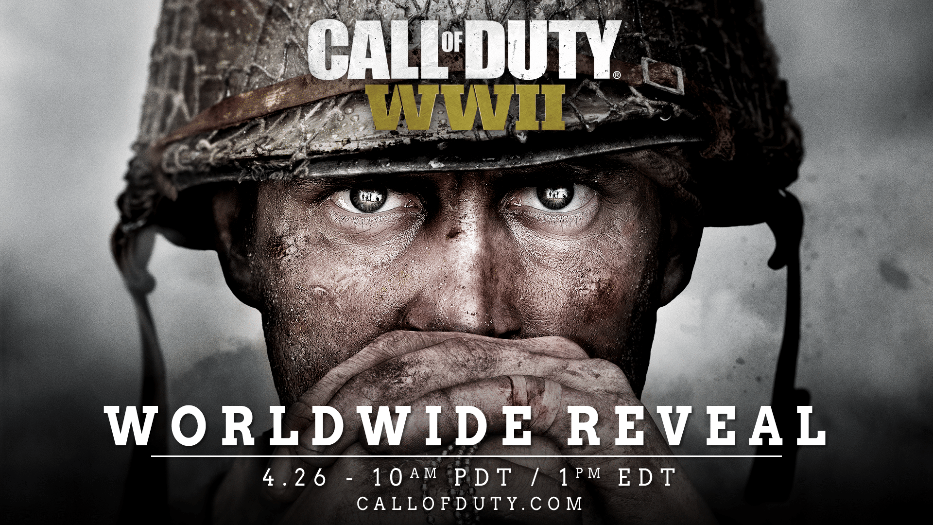 Activision confirms the next Call of Duty will be set in WWII