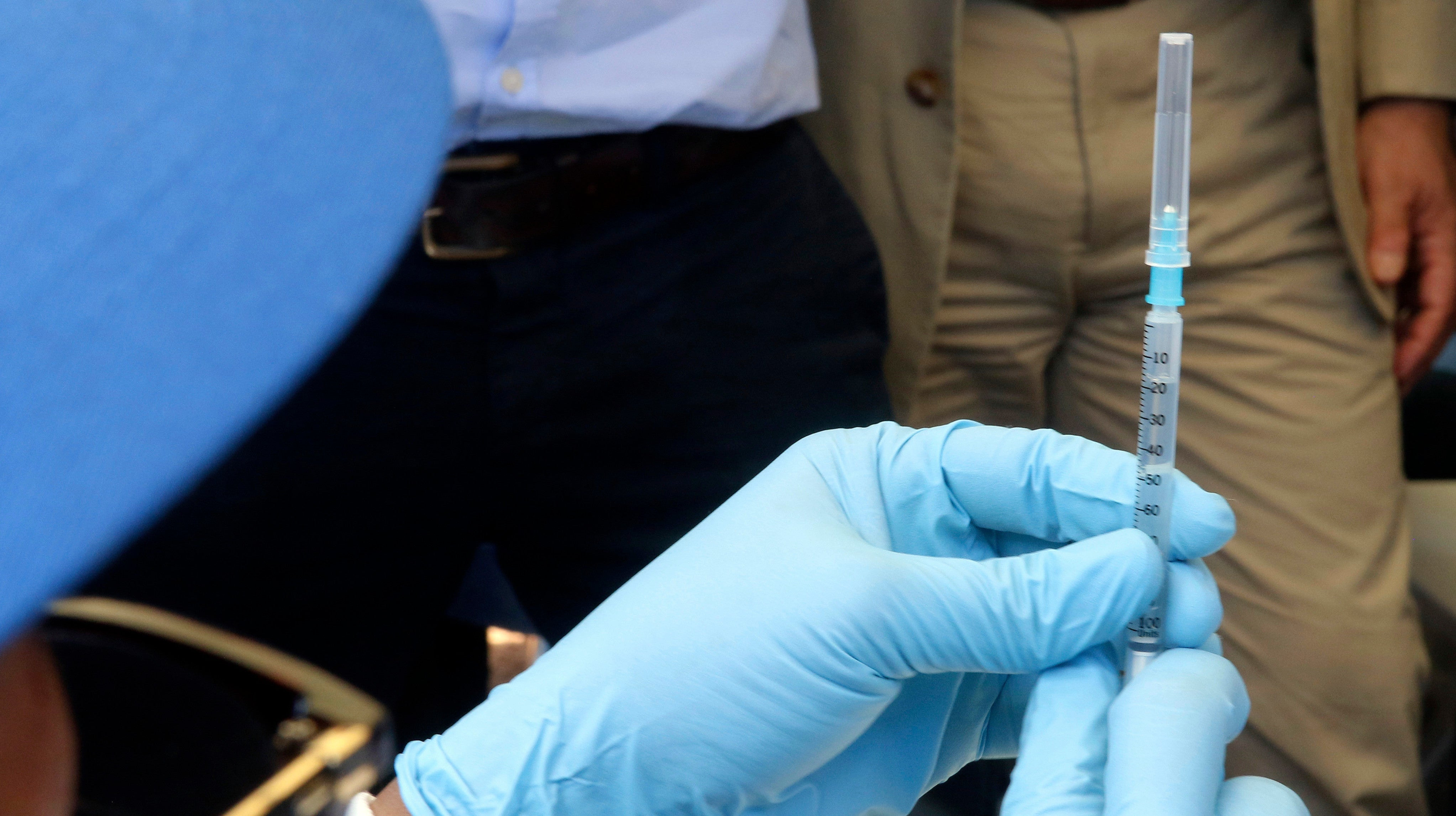 In A World First, The EU Has Approved An Ebola Vaccine