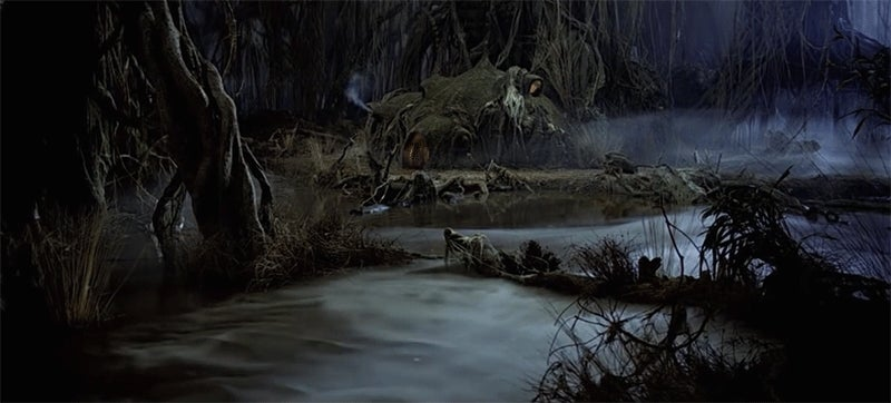 94 Minutes on Dagobah Is Basically a Relaxation Tape for Star Wars Nerds
