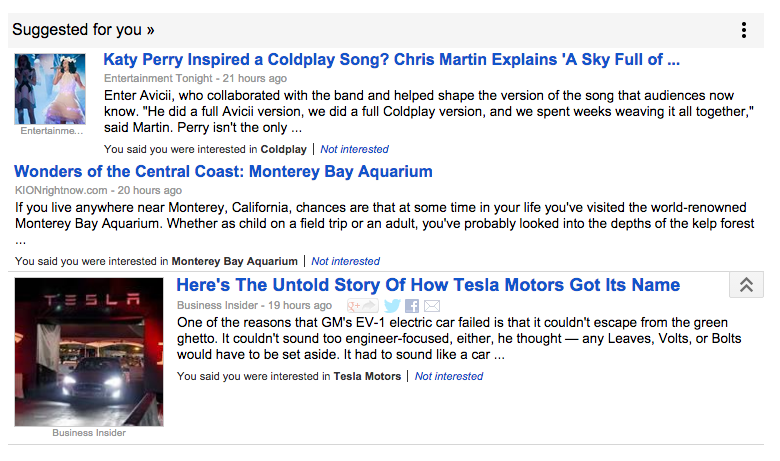 Google News Will Now Pick Out News Stories It Thinks You Should Read