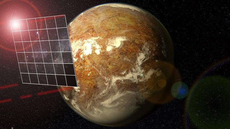 How An Interstellar Starship Could Actually Explore Alpha Centauri