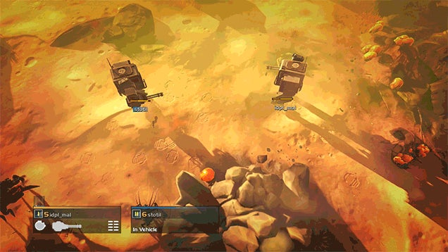 Helldivers Is Like A Video Game Version Of Starship Troopers