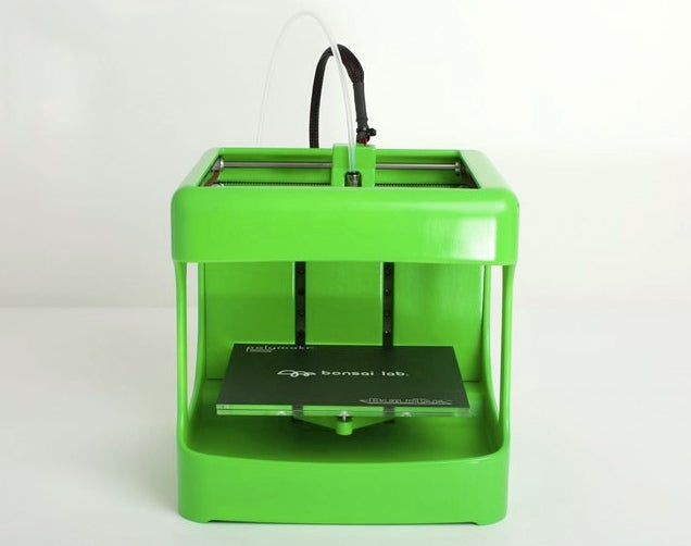 This 3D Printer Is Safer for Kids