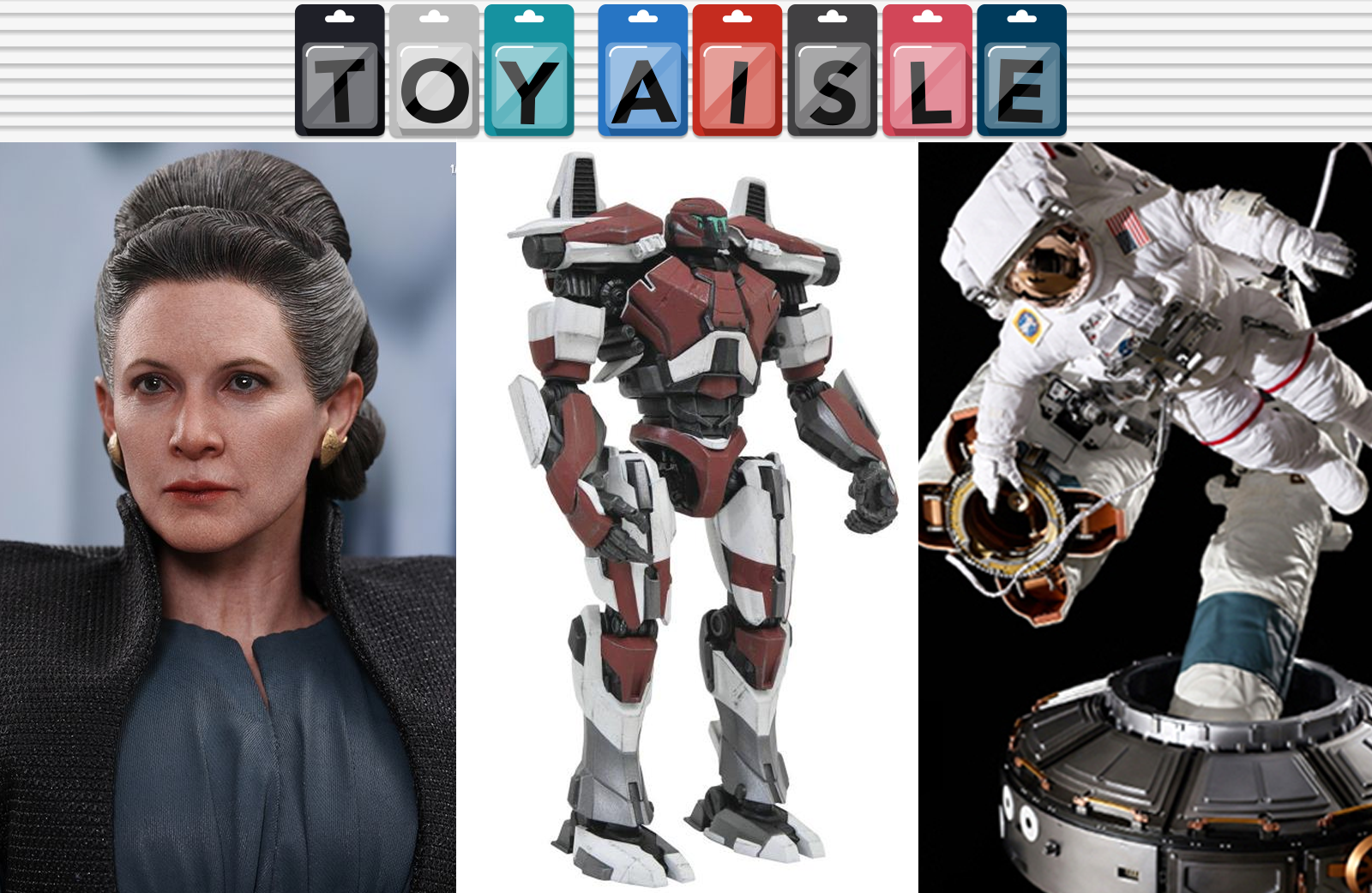 Gorgeous Pacific Rim Robots, And More Toys You Wish You Got For Christmas