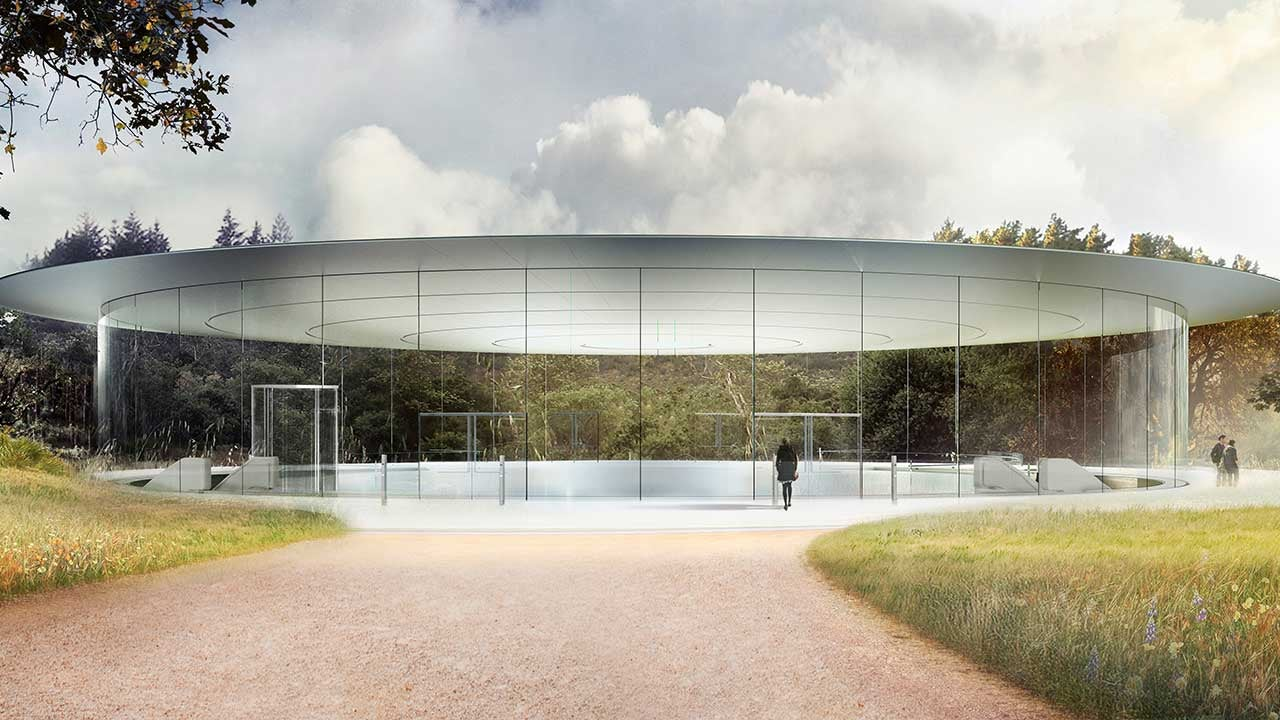 Creative Geniuses At Apple Devise Brilliant Name For Fabled Spaceship Campus