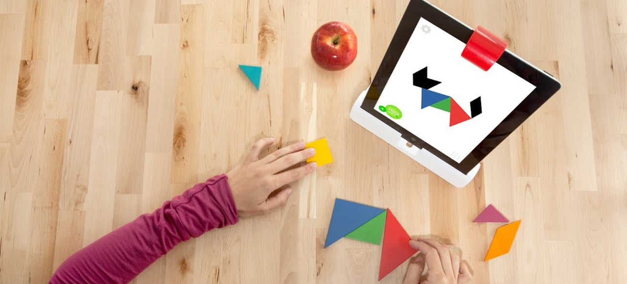 Osmo Uses Your iPad To Get Your Kids Playing In The Real World
