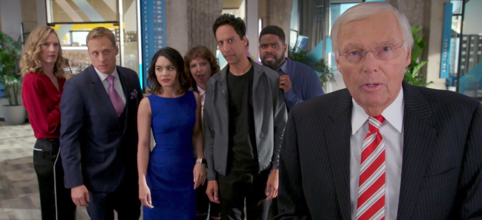 DC Just Posted An Unaired Powerless Episode Starring Adam West