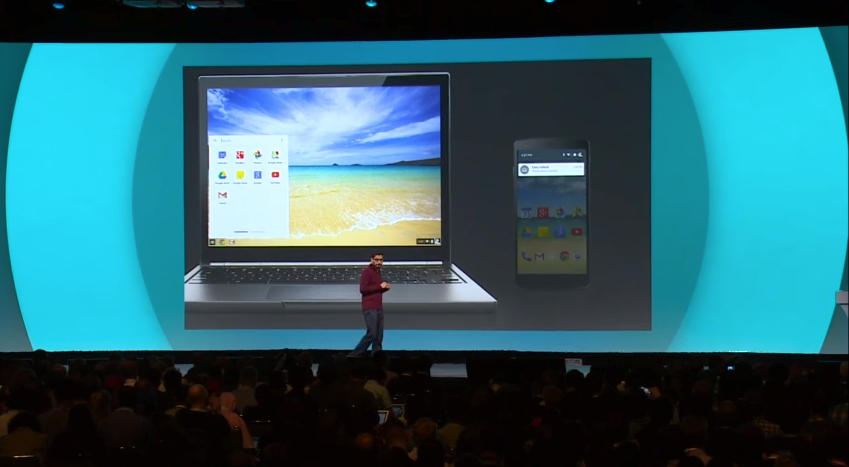 Google Is Going to Bring Android Apps to Chrome(books)