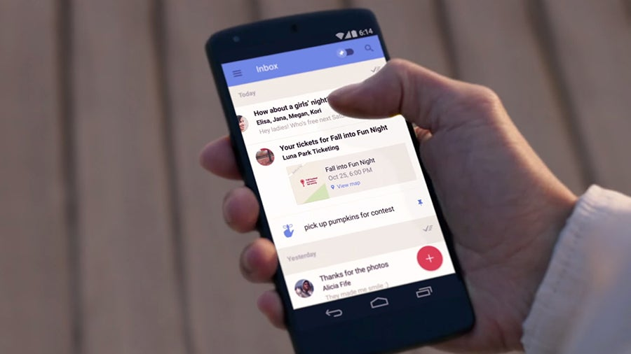 Use Google Inbox To Snooze Emails From Your Friends or Family