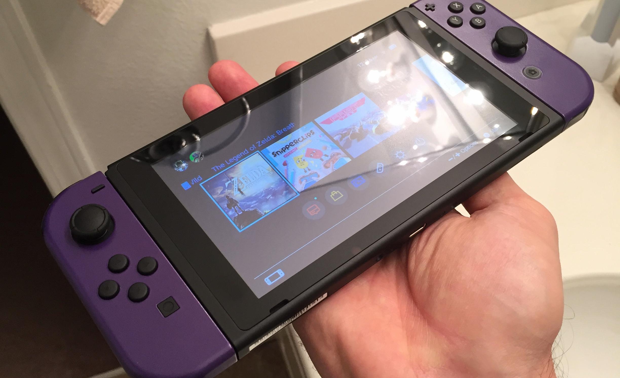 Hacker Publishes POC for Nintendo Switch Hack