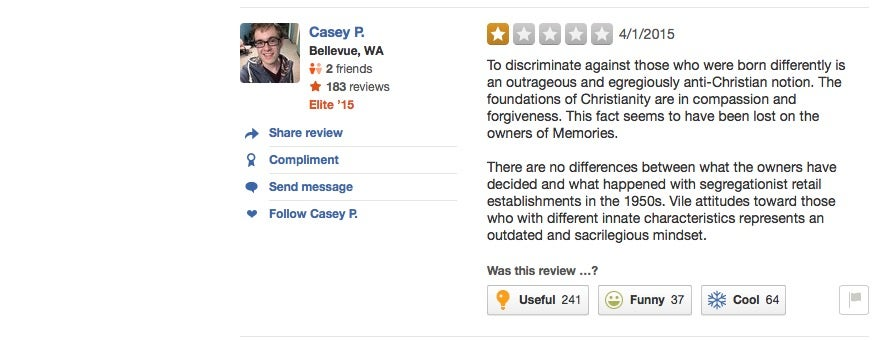 Yelp Vigilantes Are Organising Against Businesses in the Name of Justice