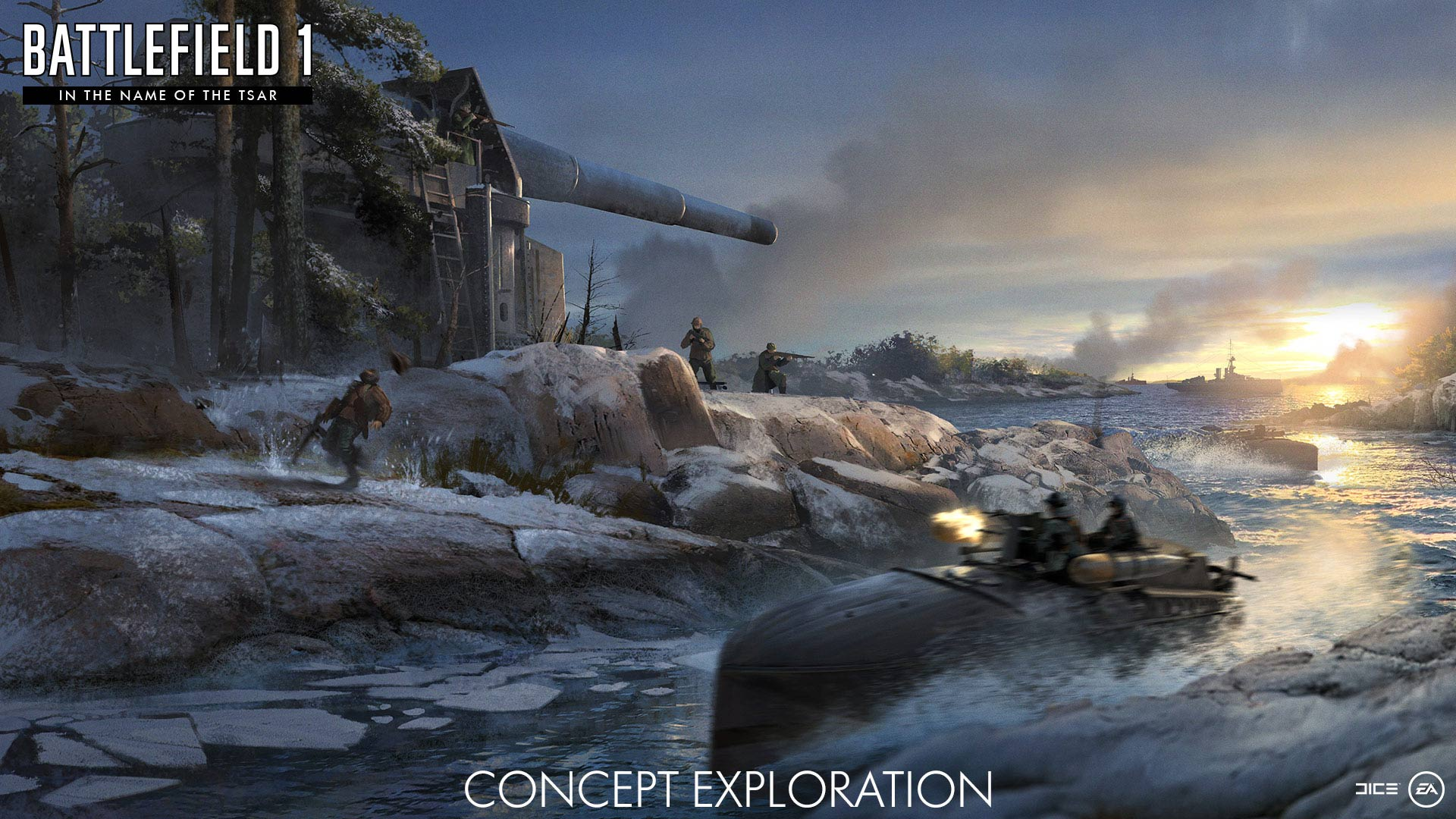 Battlefield 1 S Next Dlc Is In The Name Of The Tsar Out This