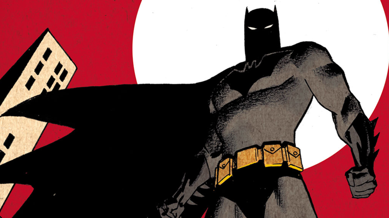 Batman: The Animated Series Lives On As A New Comic Book