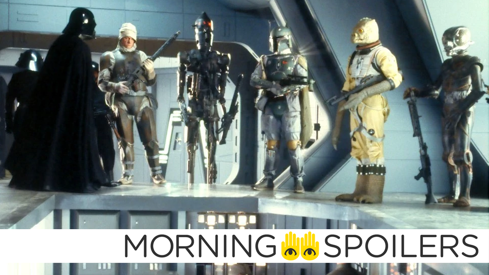 The Mandalorian Could Include Two Iconic Star Wars Bounty Hunters