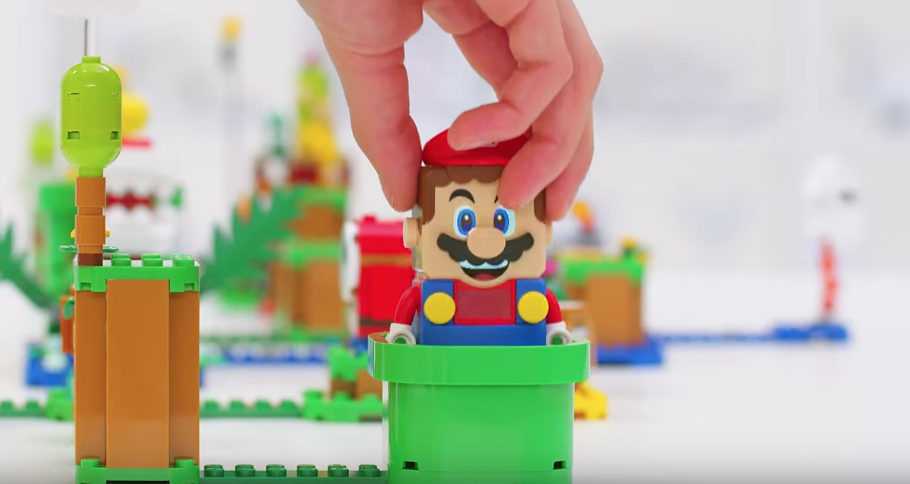 LEGO Is Making Super Mario Themed Playsets