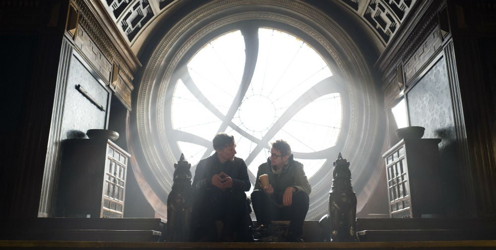 We're Pretty Sure Doctor Strange Has Possession Of The Next Infinity Stone