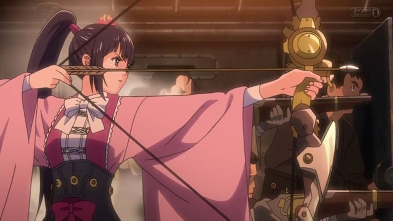 Kabaneri of the Iron Fortress Can Be Scary, But It Could Be Scarier