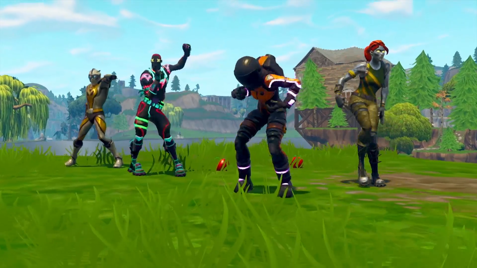 Fortnite Goes Live On Switch Today