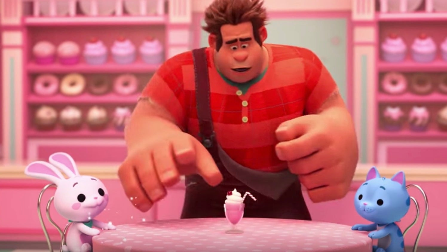 Ralph Breaks The Internet's Post-Credit Scenes Came With Some Major Hurdles