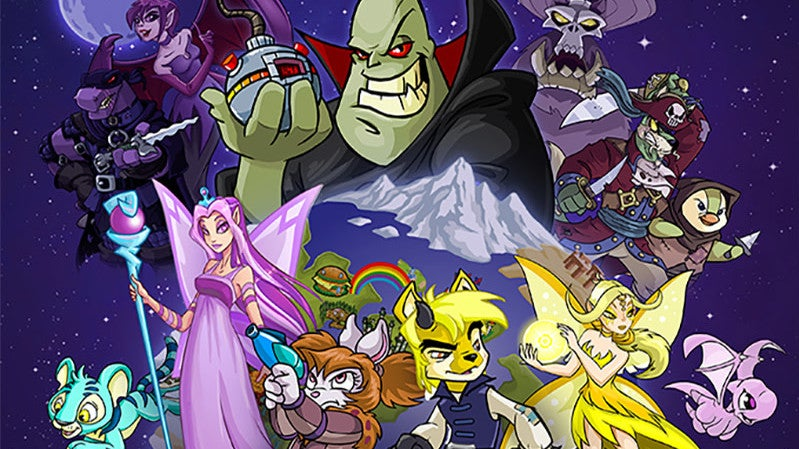 Neopets Might Be Finally Getting An Animated Series