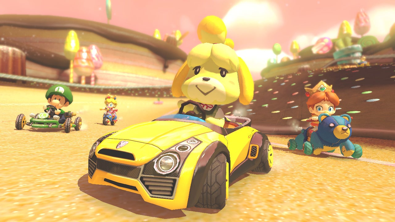 One Trick To Getting Better At Mario Kart: Relax