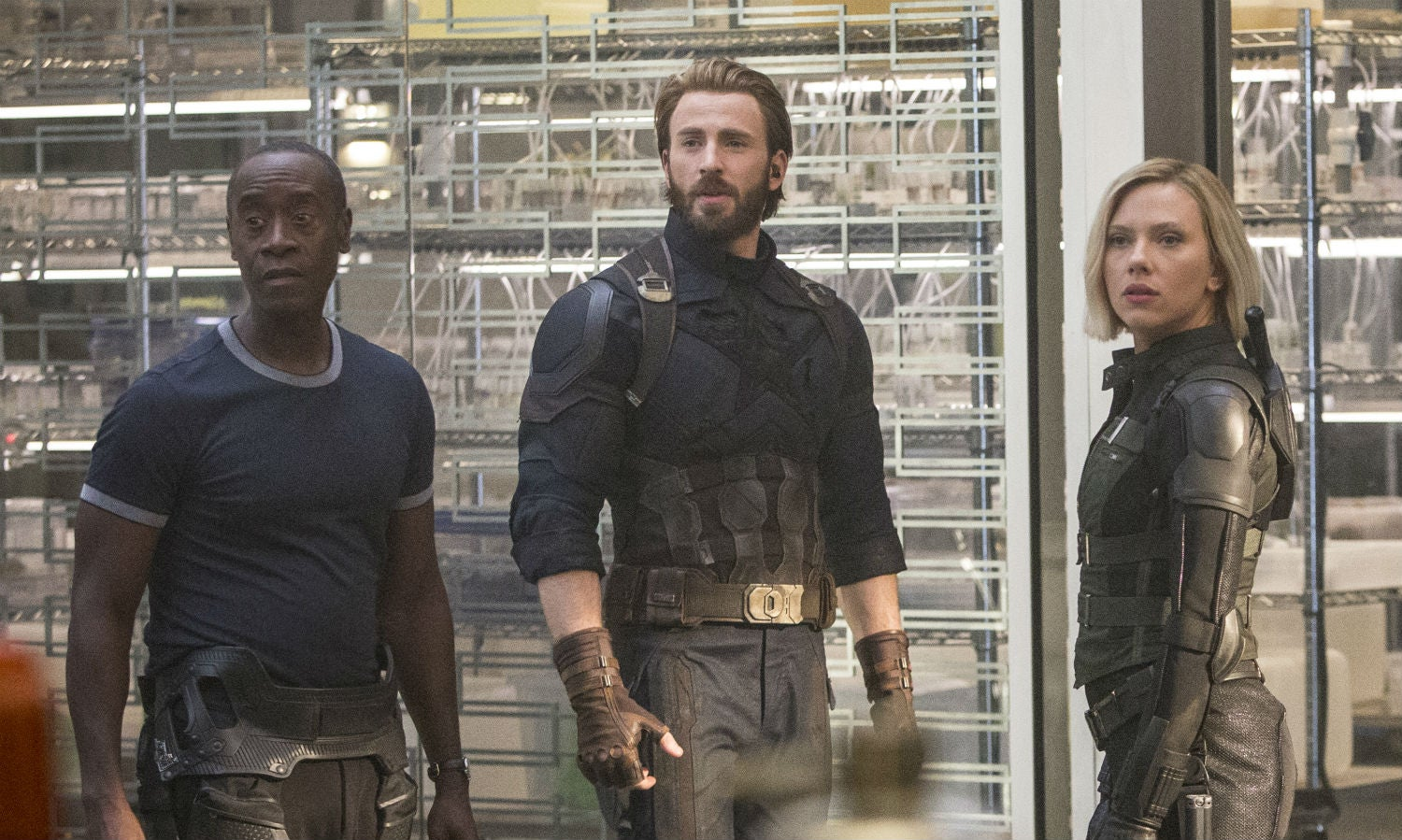 Don Cheadle Didn't Know The Plot Of Avengers: Infinity War While He