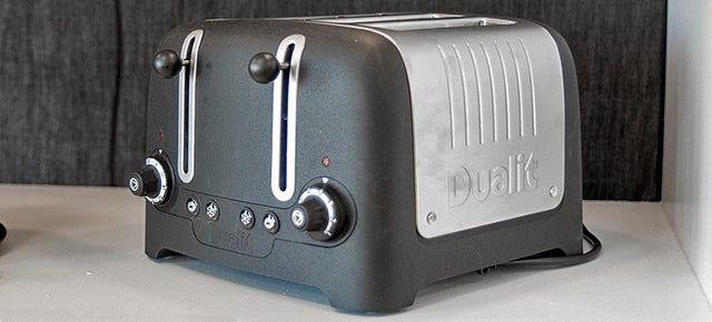 A Genuinely Smarter Toaster That Guarantees Perfect Toast