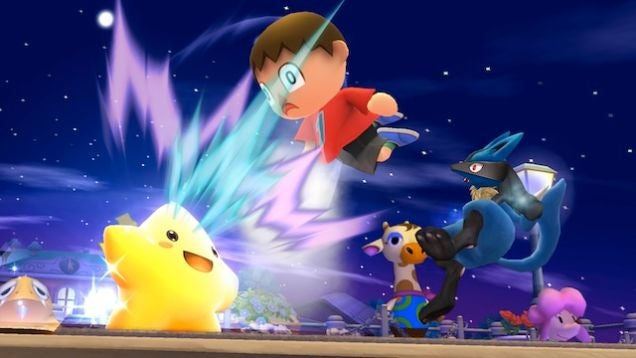 Smash Bros. Creator Doesn't Think He'll Make a Sequel