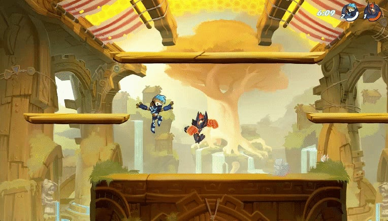Three Indie Games Are Vying To Out-Smash Smash Bros