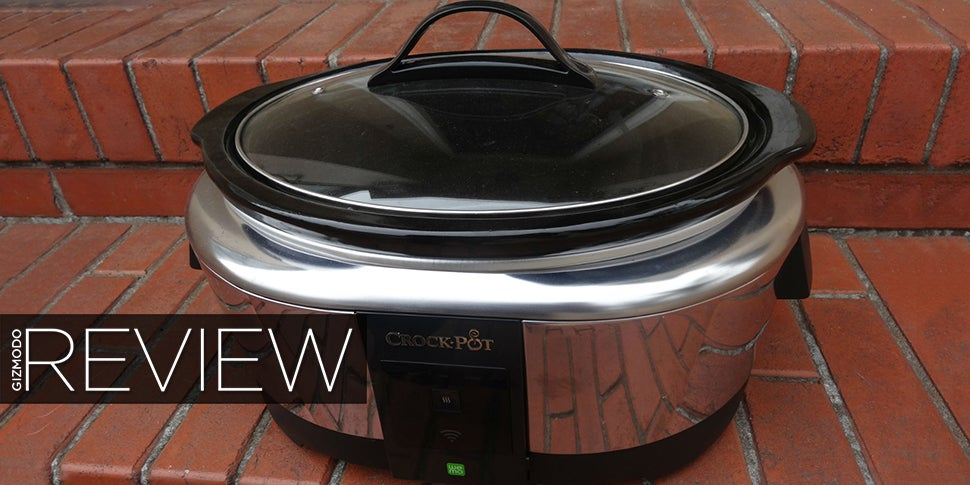 Crock-Pot Smart Slow Cooker Review: Let The Internet Help With Dinner