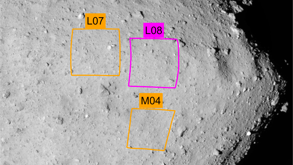 Here's Where Hayabusa2 Will Try To Land On The Asteroid Ryugu