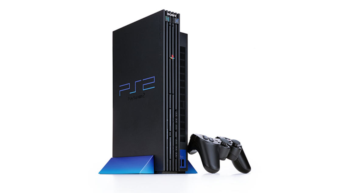 The PlayStation 2 Is Now Twenty Years Old