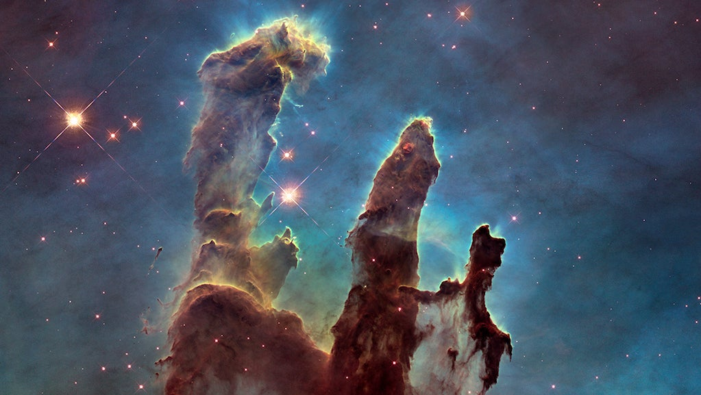 Celebrate Hubble's Birthday By Tearfully Reviewing Its Best Photos