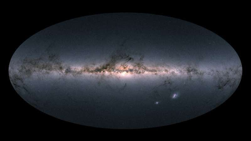 Expanding Universe Mystery Deepens
