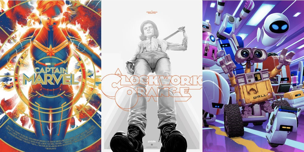 Our 20 Favourite Pop Culture Posters Of 2019