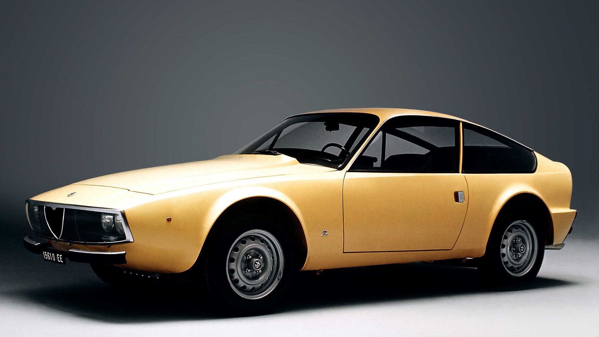 The Alfa Romeo Junior Z Was A Kammback Kid