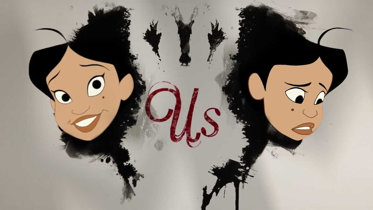 This Mashup Reimagines Jordan Peele's Us As A Disney Channel Movie