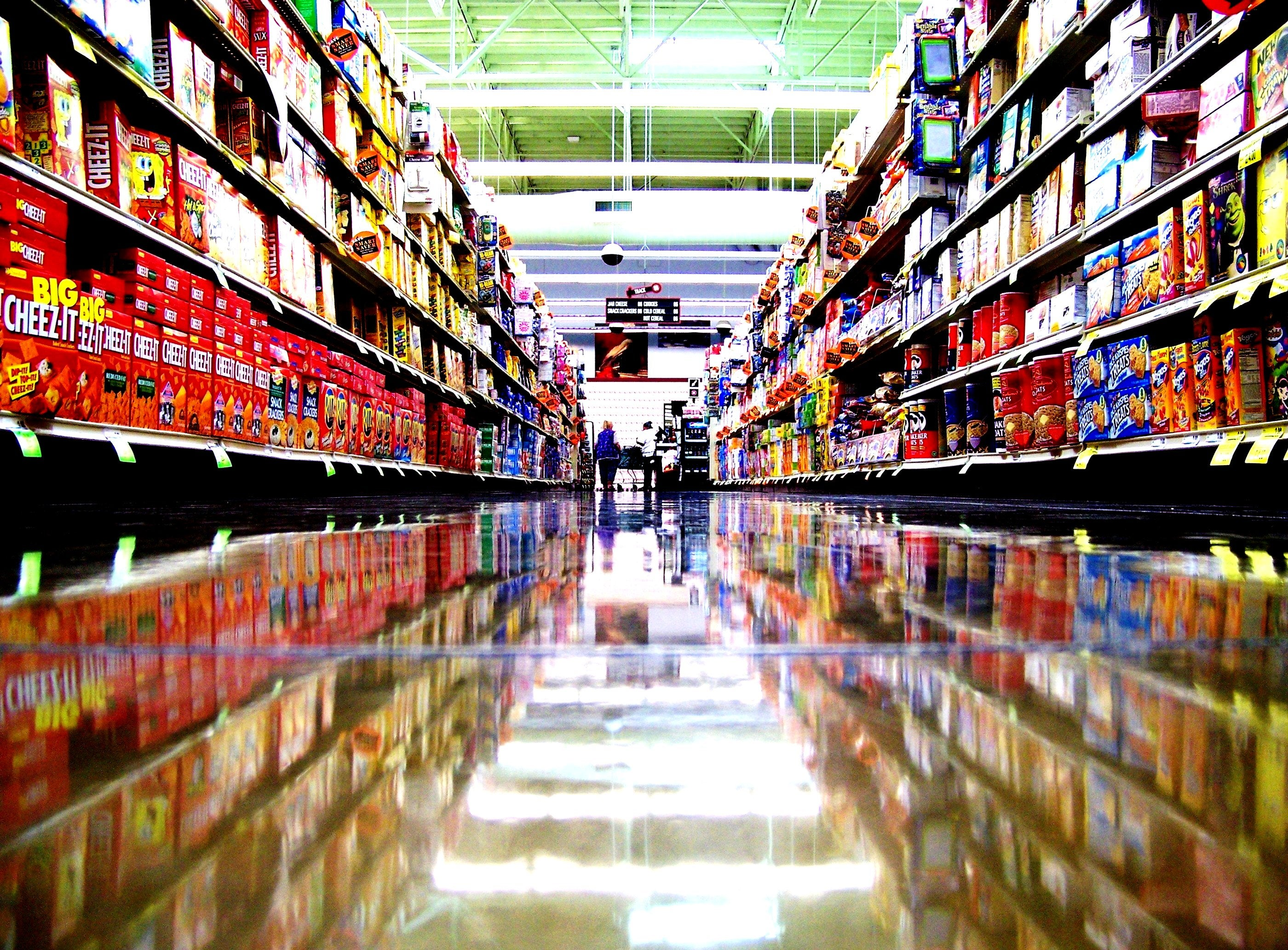 You Need A Shopping 'Map' For Your Grocery Store