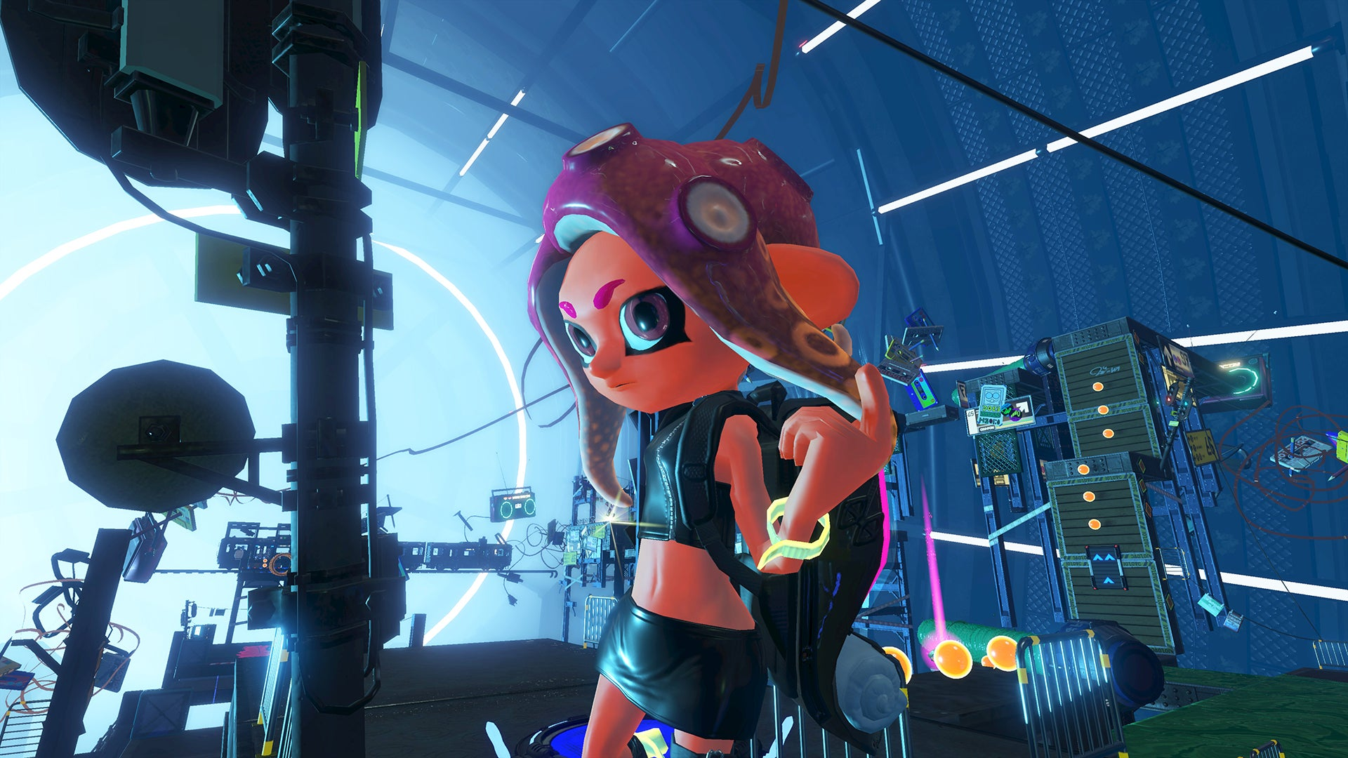 Splatoon 2's 'Octo Expansion' Is Full Of Short, Challenging Single-Player Levels