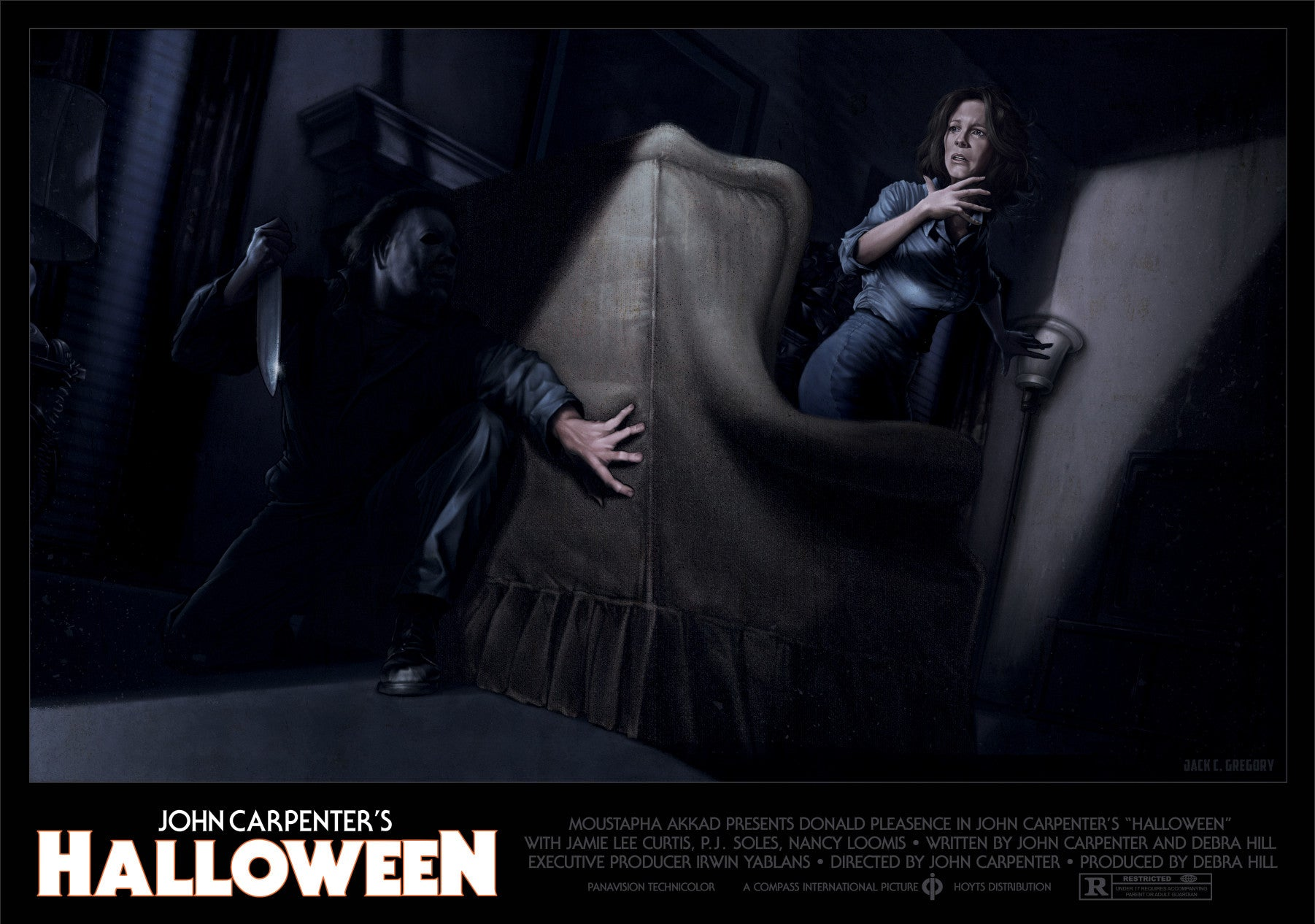 Halloween Poster Art.There Are So Many Amazing Halloween Posters It S Almost