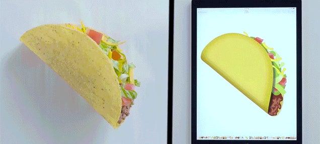 Recreating Food Emojis in Real Life Is a Lot of Fun
