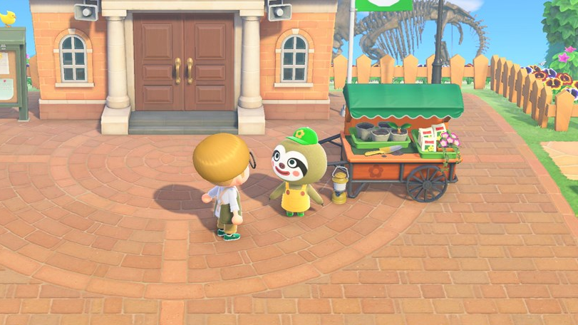Animal Crossing: New Horizons Is Getting Leif, Jolly Redd, And More Seasonal Events