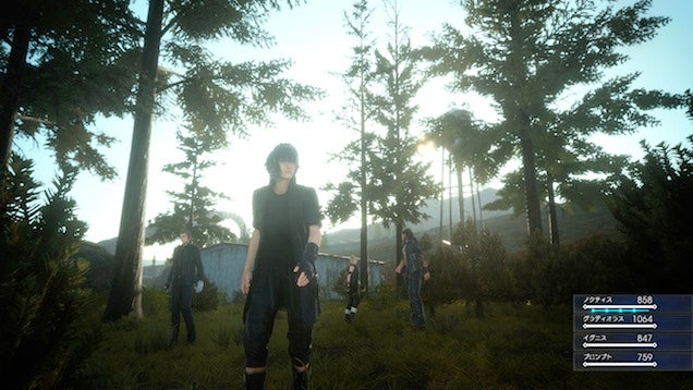 What Do You Think Of Final Fantasy XV So Far?