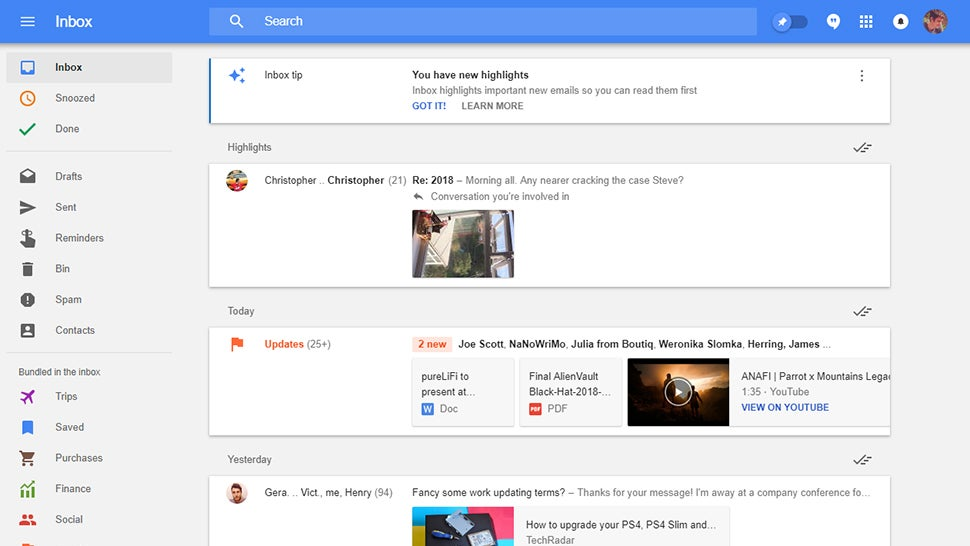 Google Is Killing Inbox - Here Are Some Alternatives
