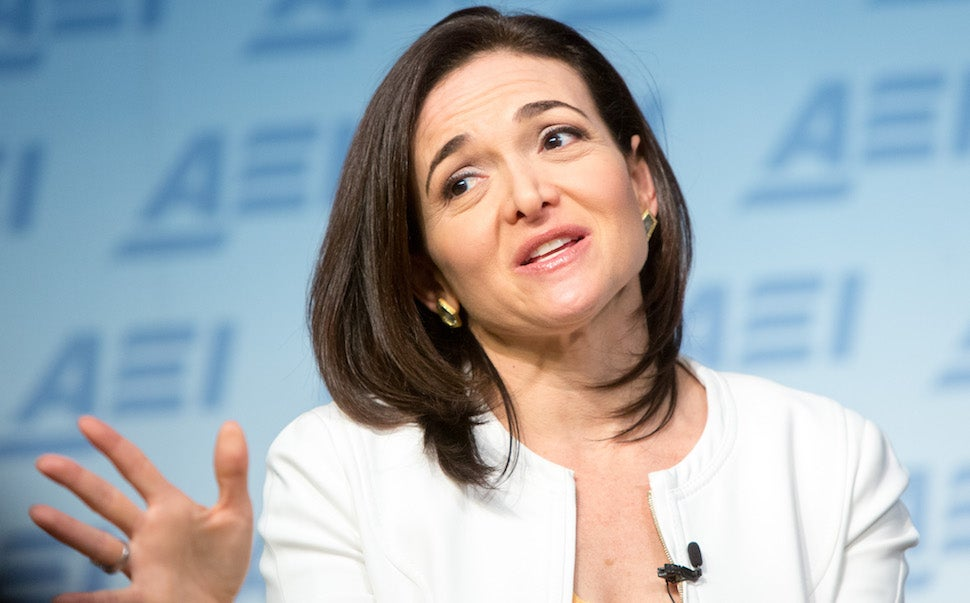 Sheryl Sandberg Grovels To Head Of State After Facebook Botches Vietnam War Photo Removal