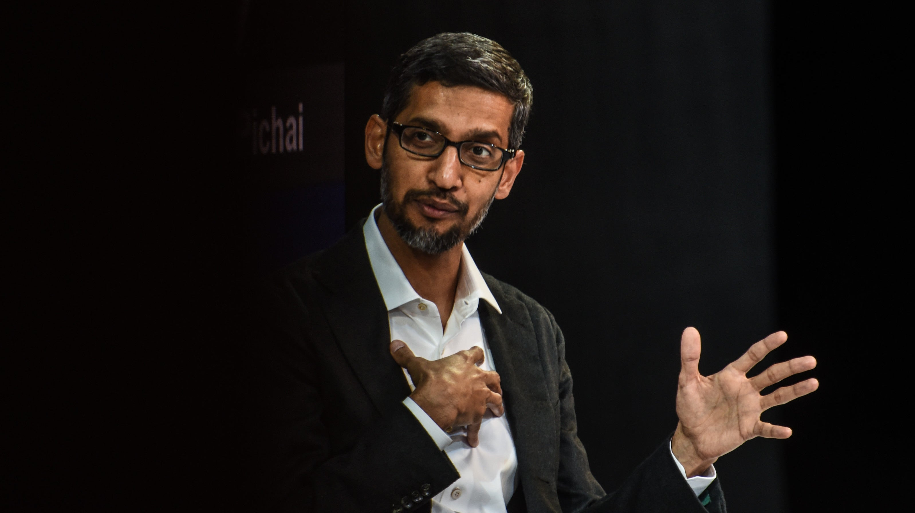 Google CEO Tries To Smooth Things Over After YouTube's Anti-LGBTQ Shitshow