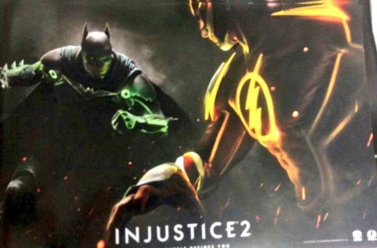 Injustice 2 Is Coming, Suggest Retail Leaks