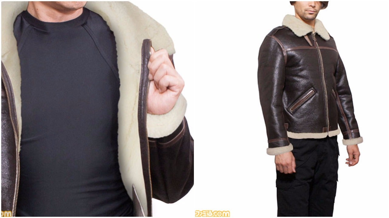 Leon's Jacket From Resident Evil 4 Only Costs $1700