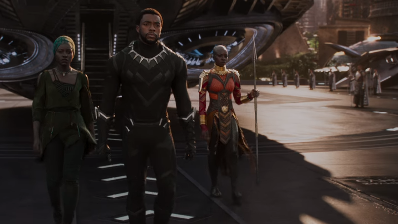 Black Panther welcomes you to Wakanda with 11 new character posters