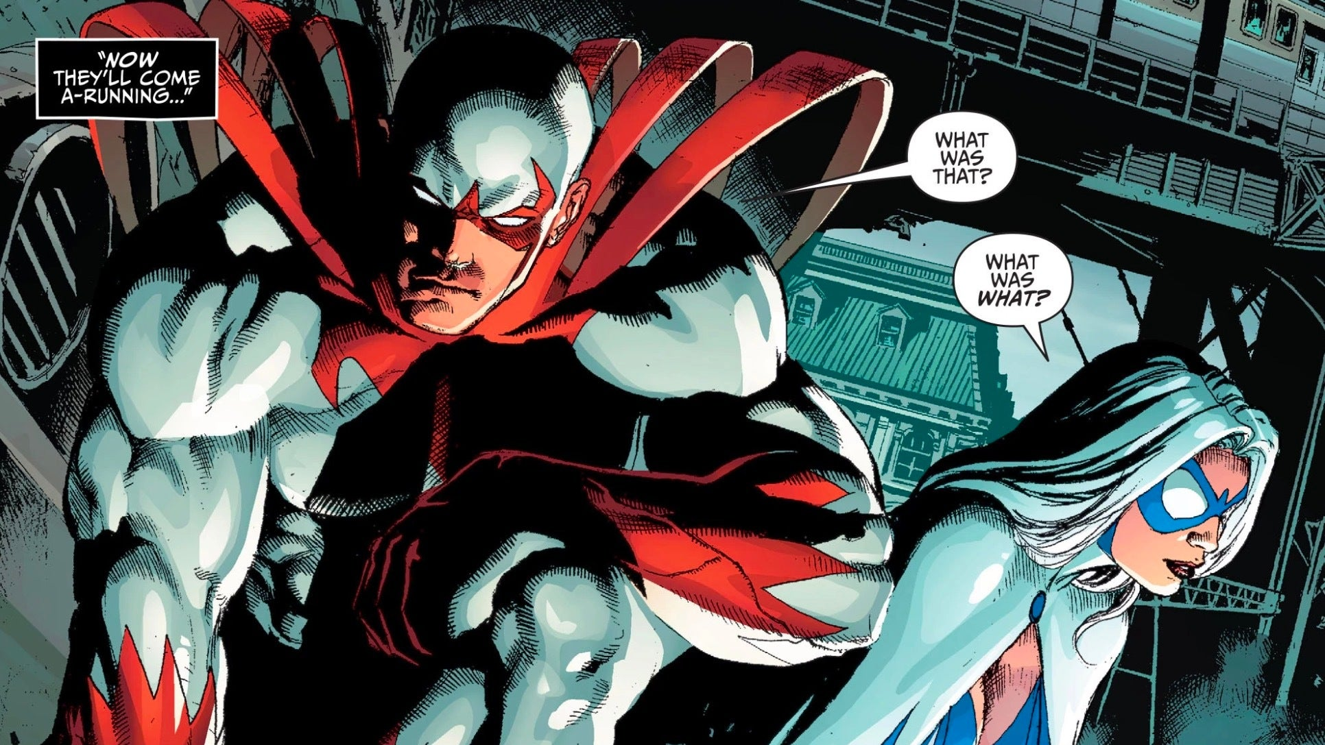 Hawk And Dove Have Been Cast On DC's Titans TV Show